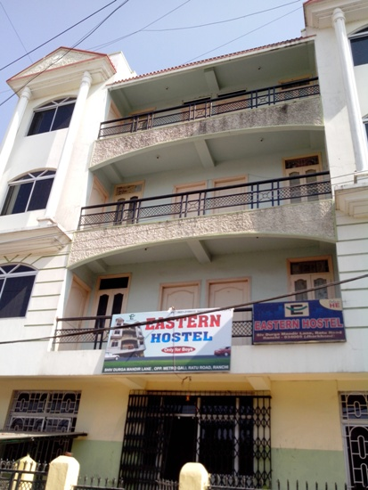 EASTERN BOYS HOSTEL IN RANCHI