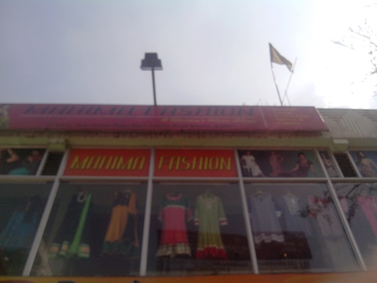 MAHIMA FASHION IN RANCHI