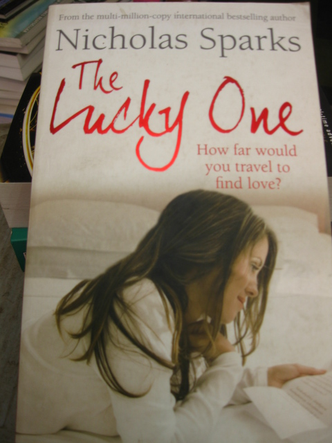 THE LUCKY ONE BOOKS