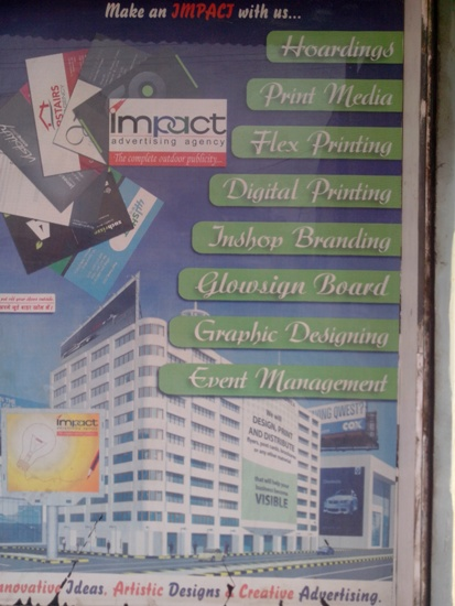 PRINT ADVERTISING MEDIA IN RANCHI