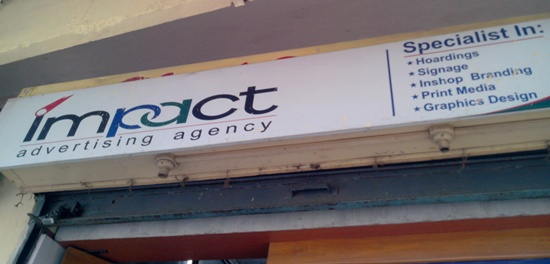 IMPACT ADVERTISING AGENCY IN RANCHI