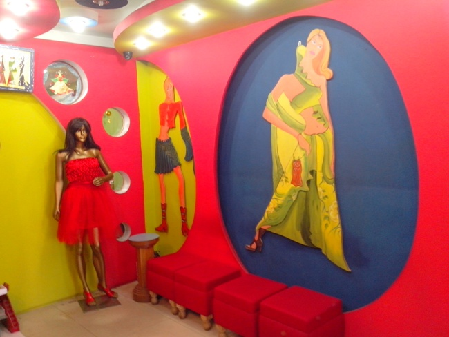 INTERNATIONAL FASHION DESIGN INSTITUTE IN RANCHI
