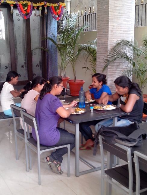morden girls hostel in ranchi