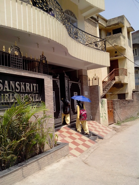 girls hostel lalpur in ranchi