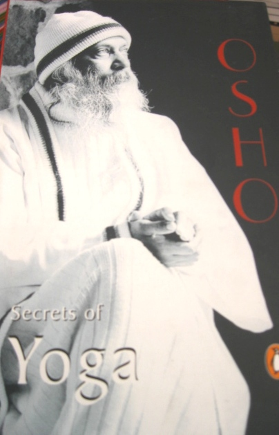 OSHO BOOKS YOGA