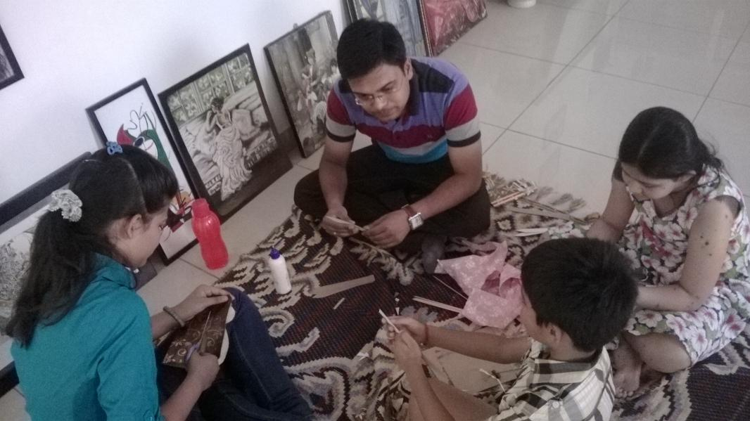 GLASS PAINTING CLASSES IN RANCHI
