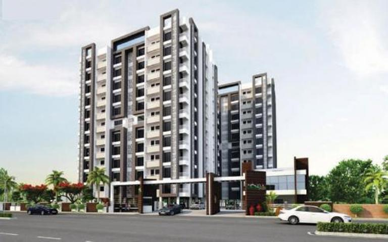 NEW APARTMENT ON KANKARBAG BYPASS