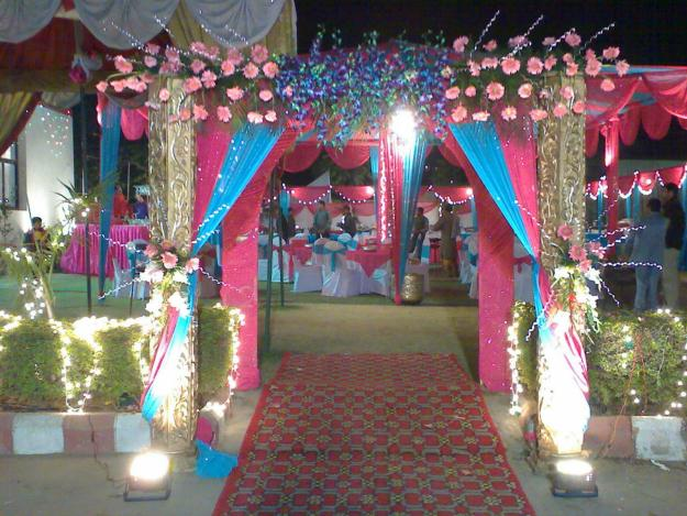 TENT AND DECORATORS IN HATIA IN RANCHI