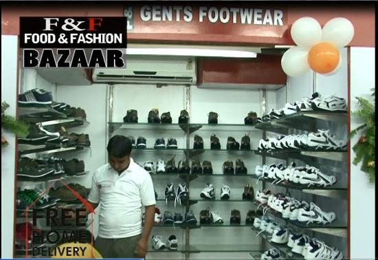 BRANDED FOOTWEAR ITEMS IN PATNA