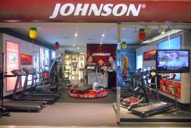 ELECTRONIC TREADMILL DEALERS-JOHNSO IN PATNA