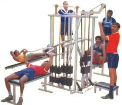 HEALTH CLUB EQUIPMENTS DEALERS IN  PATNA