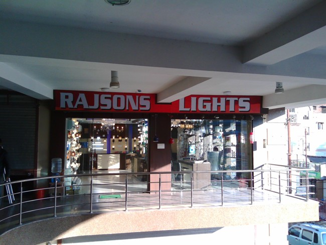 FANCY LED LIGHTS SHOP IN RANCHI