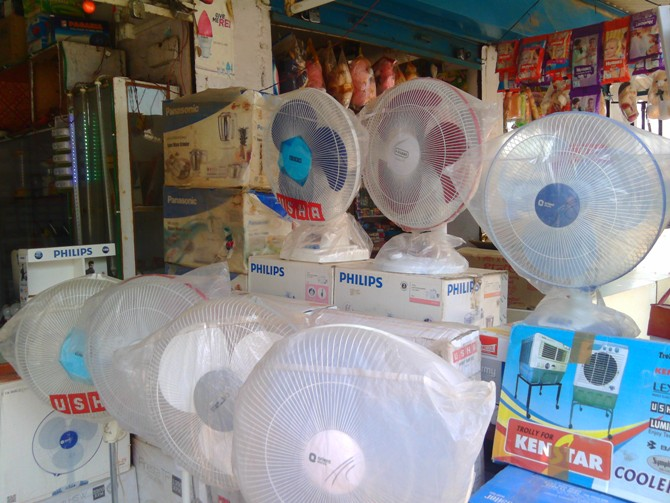 FAN SHOP IN RANCHI
