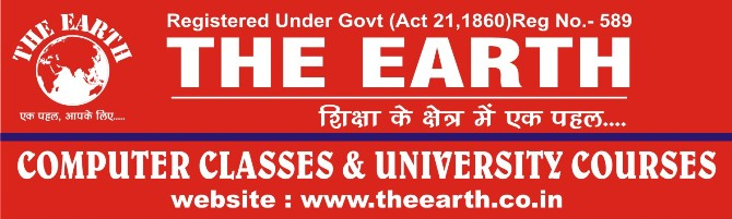 THE EARTH INSTITUTE IN RANCHI
