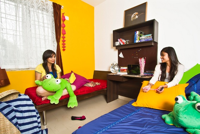 HOSTEL FOR WORKING GIRLS IN RANCHI