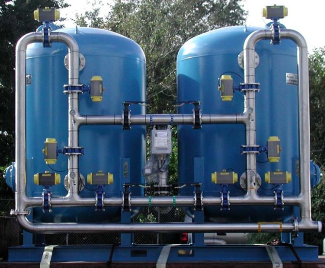 FILTRATION OF WATER IN JHARKHAND