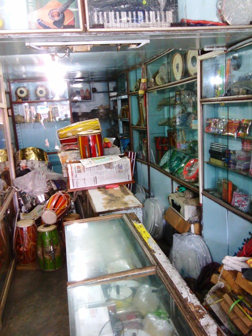 MUSICAL STORE IN RAMGARH