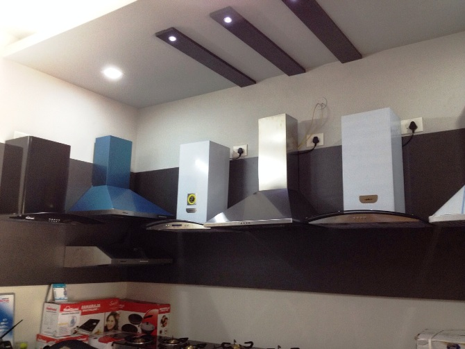 kitchen chimney in ranchi
