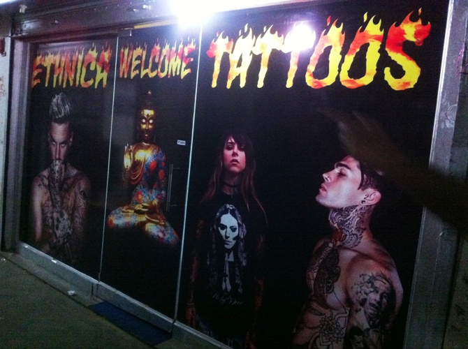 ALL KIND OF TATTOO IN RANCHI