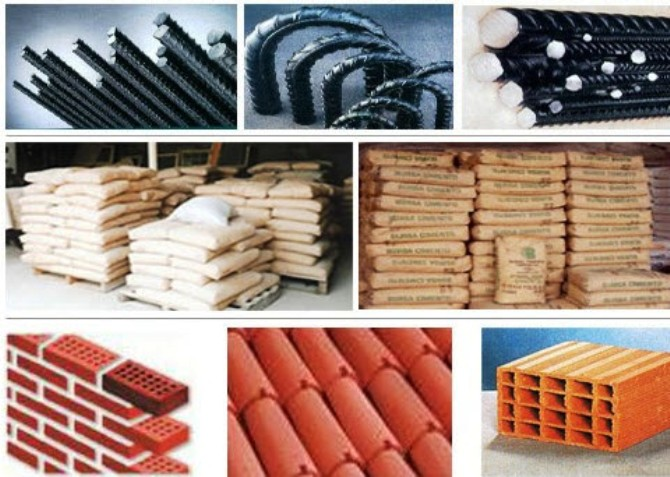 ALL TYPE OF  BUILDING MATERIALS SUPPLIER