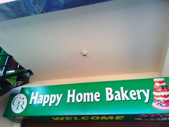 HAPPY HOME BAKERY SHOP IN RANCHI