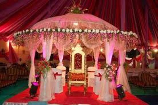 WEDDING DECORATORS IN PATNA