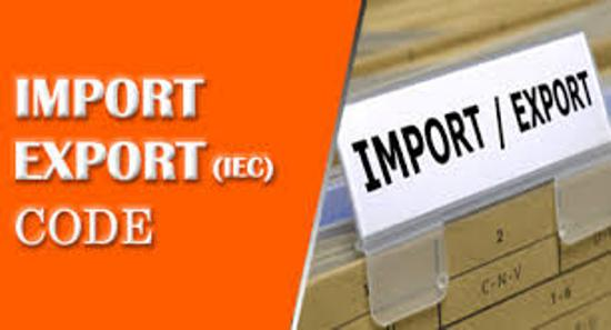 IMPORT AND EXPORT CODE IN PATNA