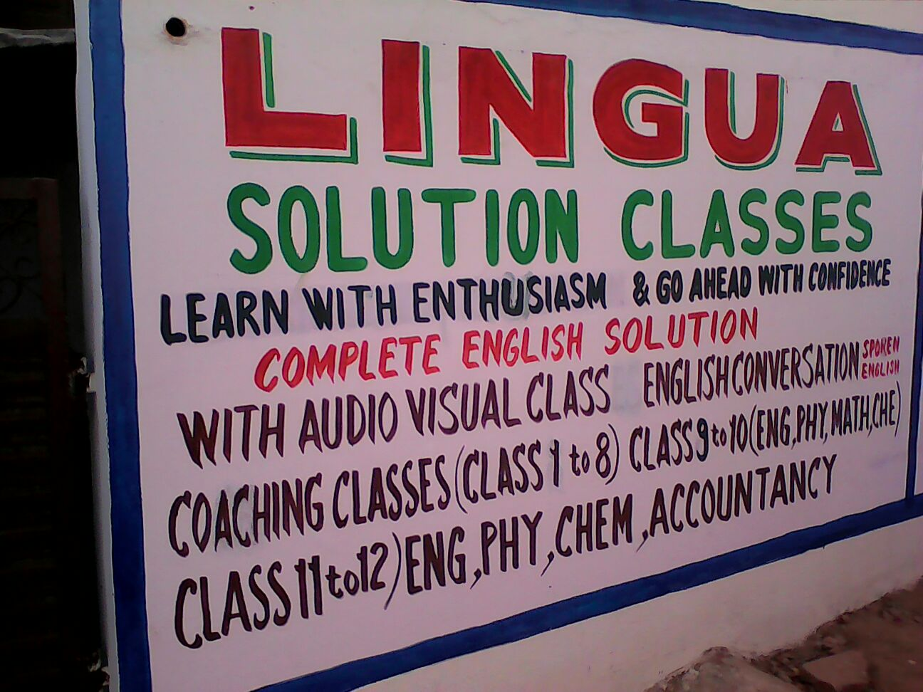 LINGUA SOLUTION CLASSES IN RANCHI