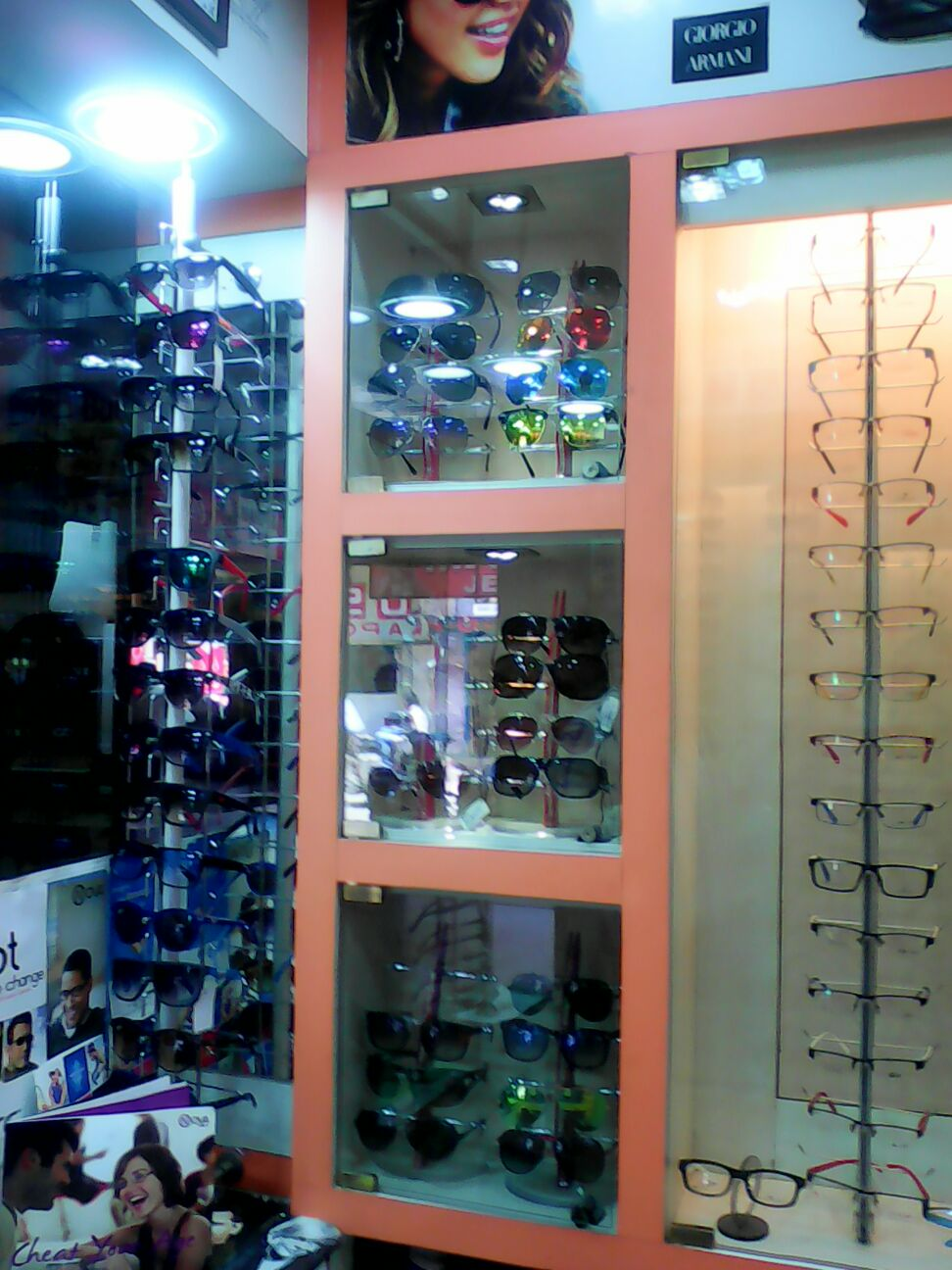 OPTICAL SHOP IN DORANDA  RANCHI