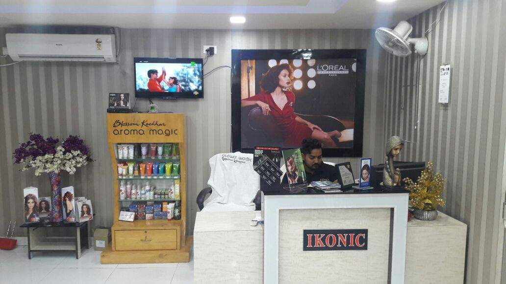 best salon & spa in ramgarh