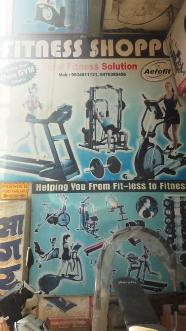 HOME GYM IN HAZARIBAGH