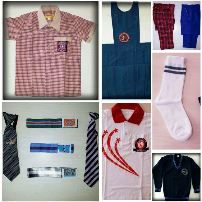 UNIVERSITY UNIFORM MANUFACTURER IN HAZARIBAGH