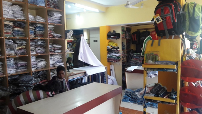 SCHOOL UNIFORM ACCESSORIES IN HAZARIBAGH