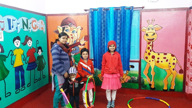 LIST OF DAY CARE SCHOOL IN RAMGARH
