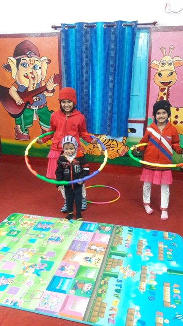DAY CARE SCHOOL IN RAMGARH