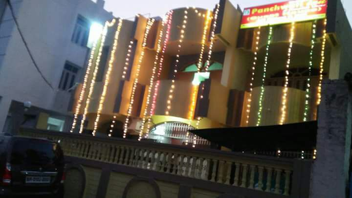 FUNCTION HALL IN PATNA