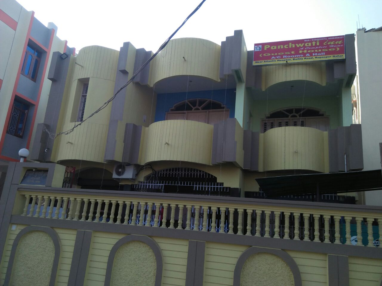 PANCHWATI INN IN GOLA ROAD PATNA