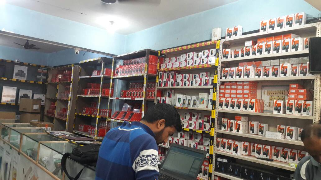 ALL TYPES OF MOBILE SHOP IN RAMGARH