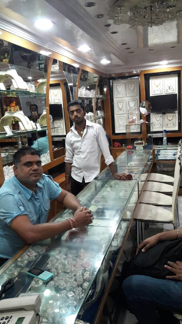 FAMOUS JEWELLERY SHOP IN HAZARIBAGH