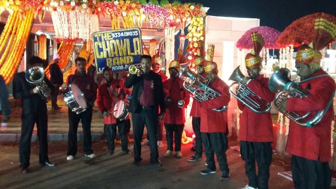 BEST WEDDING BAND IN RANCHI