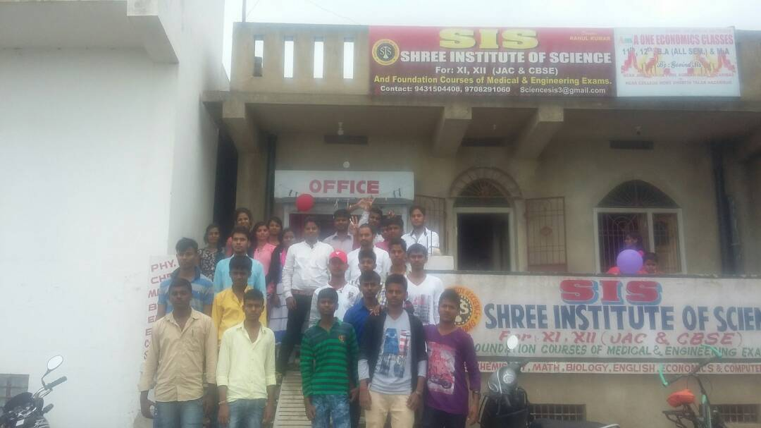 SHREE INSTITUTE OF SCIENCE IN HAZARIBAGH