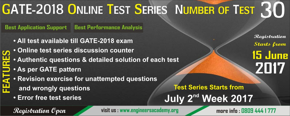 IES TEST SERIES IN PATNA