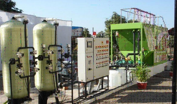 INDUSTRIAL WATER TREATMENT PLANT IN JHARKHAND
