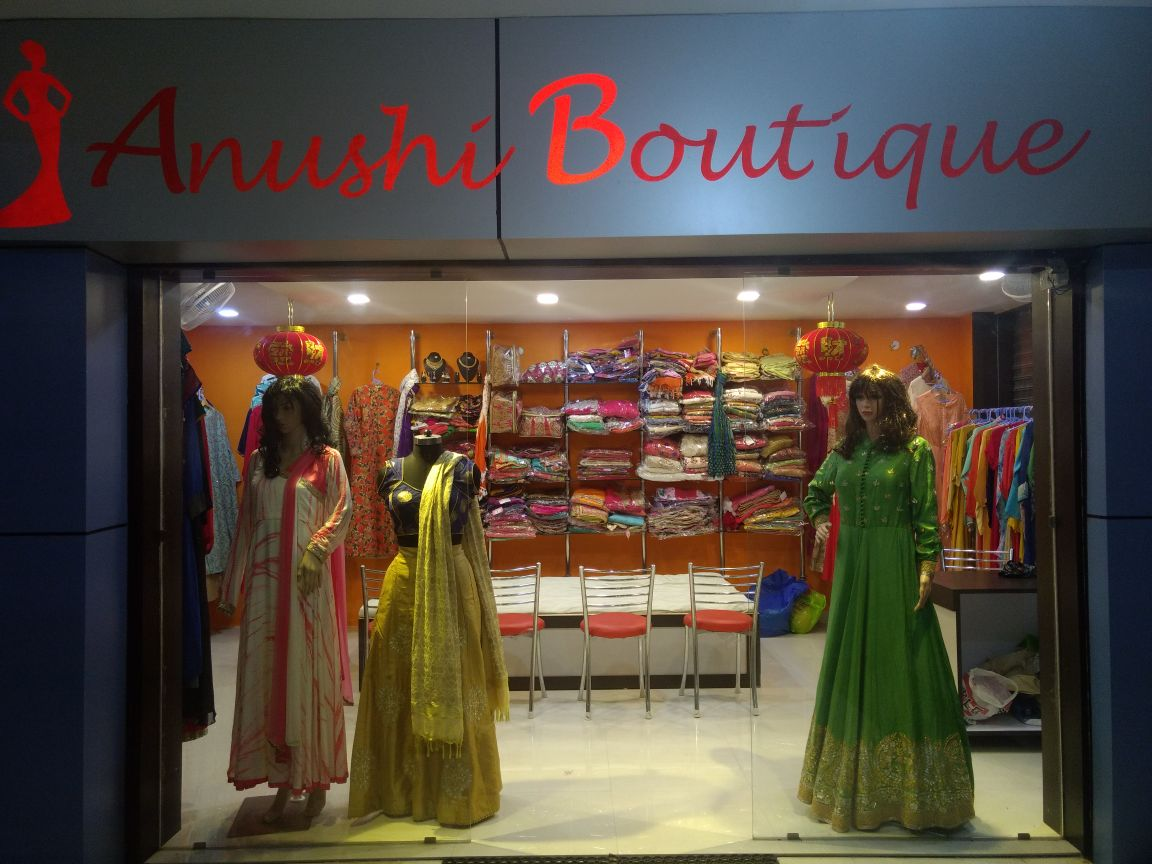 ANUSHI BOUTIQUE IN HAZARIBAGH