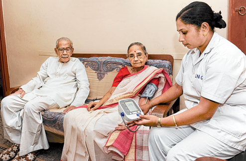ELDER CARE SERVICES IN SAGUNA MORE