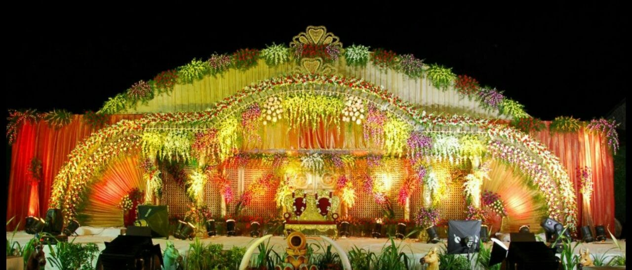 WEDDING STAGE DECORATOR IN GAYA