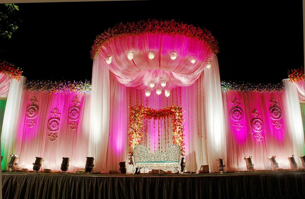 STAGE DECORATOR IN GAYA
