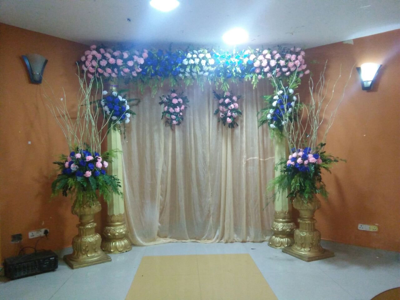BANQUET HALL IN NAGRI