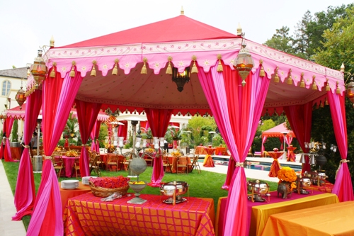 TENT & LIGHT SERVICES IN NAGRI