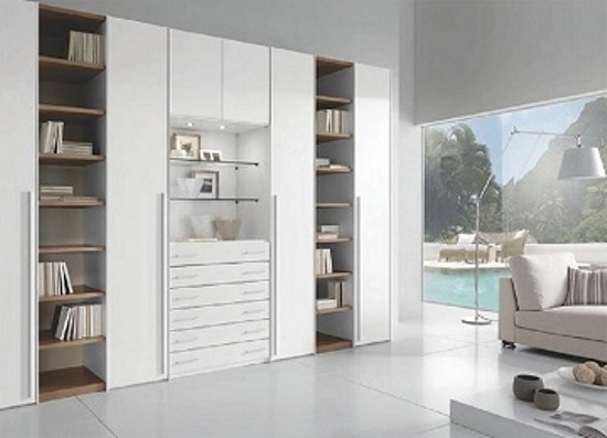 MODULAR WARDROBE SHOWROOM IN GAYA